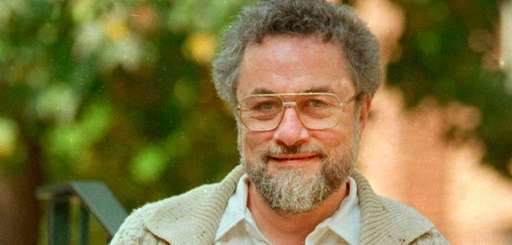 Adrian Cronauer, seen here October 1987, was a
