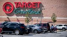 Target on Jericho Turnpike in Commack, seen on
