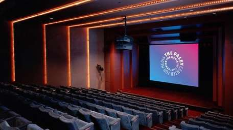 Paley Center Movie Theater