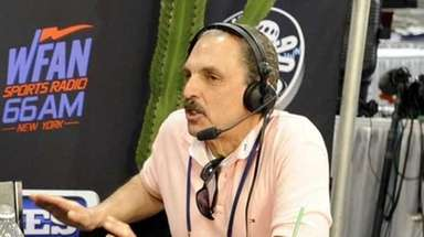 Phoenix, AZ. January 30, 2008. WFAN radio sent