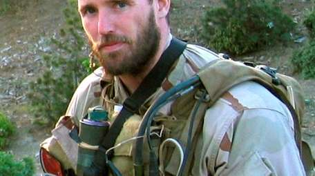 Photo taken in Afghanistan that shows Navy Seal