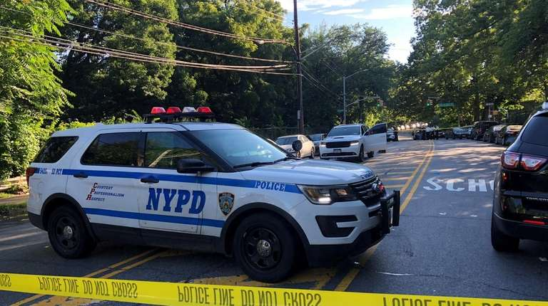 The latest NYPD crime data shows July and