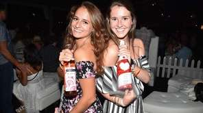 Juliet Tomaro and Brielle Hanratty attends the New