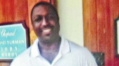 Eric Garner, shown in an undated family photo,