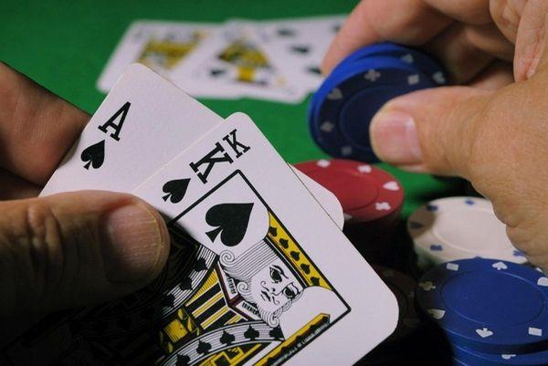 The popular Full Tilt Poker website illegally raided