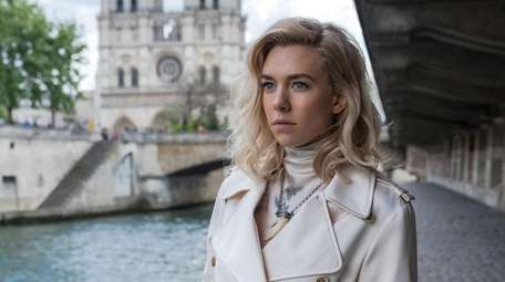 Vanessa Kirby as The White Widow in MISSION: