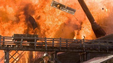 Josh Brolin stars as Jonah Hex in the