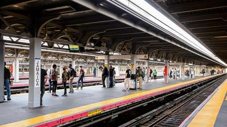 Some LIRR trains Monday will be canceled or