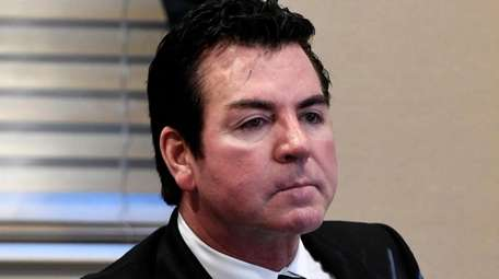 Papa John's founder John Schnatter and his affiliates
