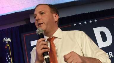 Rep. Lee Zeldin is seen June 28 at