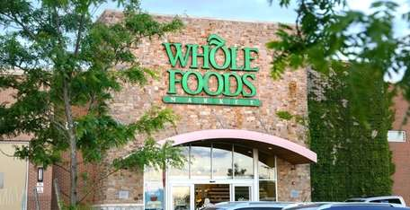 Whole Foods's store in Lake Grove, seen on