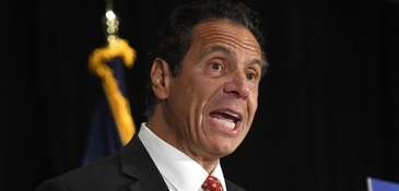 Gov. Andrew M. Cuomo in Manhattan on July
