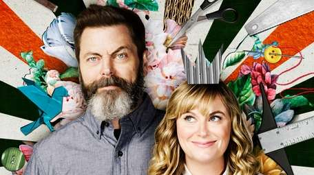 "Nick Offerman and Amy Poehler host NBC's ""Making"