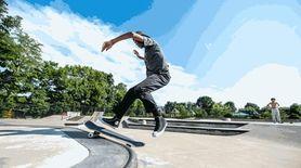 A skateboarder's delight: Veterans Park Skate Park in