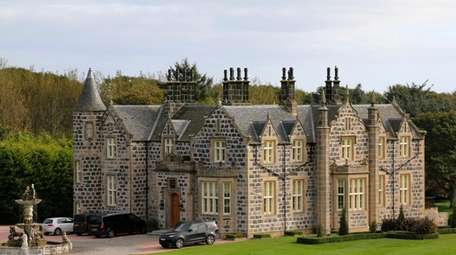 MacLeod House is a 16-room hotel at the