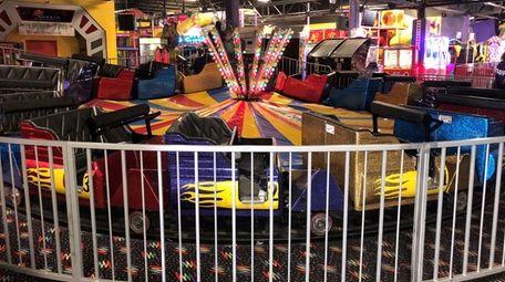 The new Himalaya ride at Fun Station USA