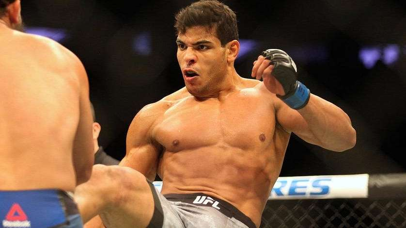 Paulo Costa vs. Yoel Romero set for UFC 230 at Madison ...