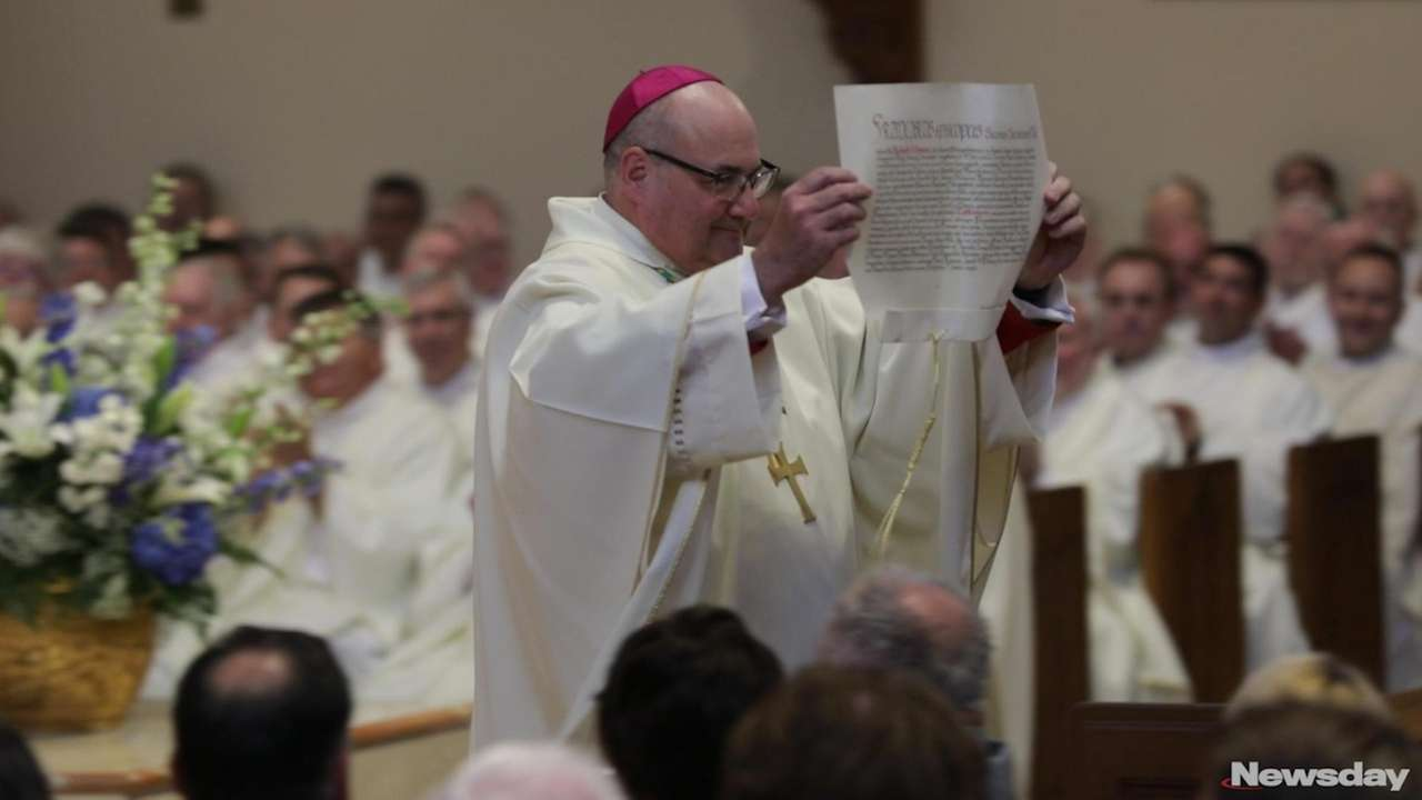 The Diocese of Rockville Centre on Tuesday ordainedMsgr.