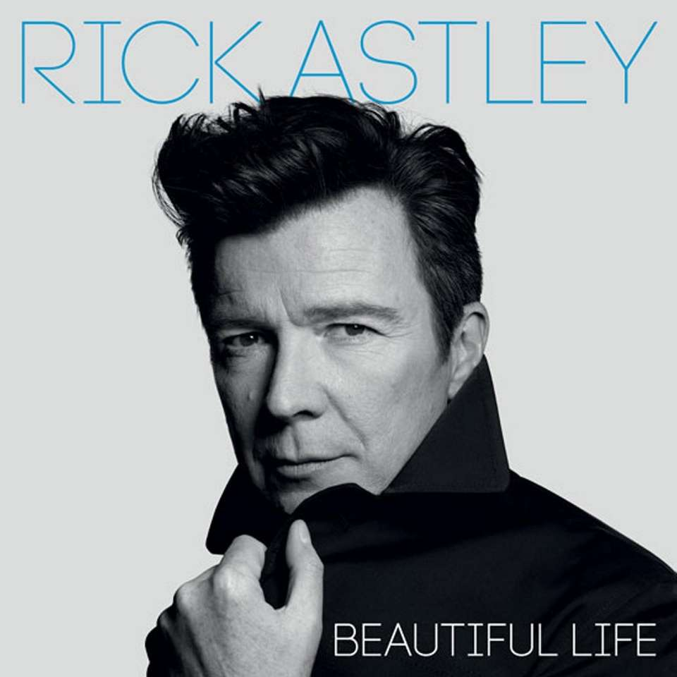 Rick Astley really should become the spokesman for