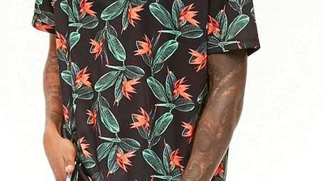Hawaiian shirts are being selected by some wearers