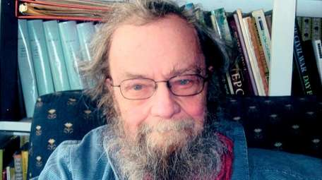 Donald Hall, author of