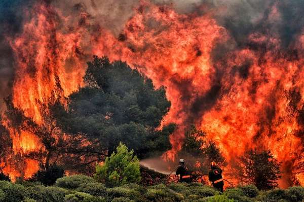 Extreme weather and natural disaster photos from around the world | Newsday