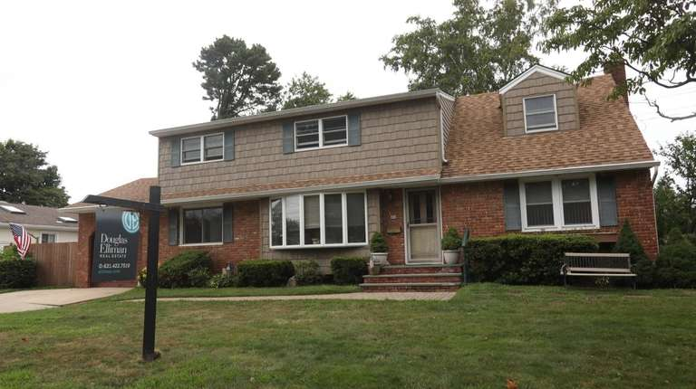 A home for sale Wednesday in West Babylon,