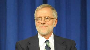 Howie Hawkins, seen here on Oct. 18, 2018,