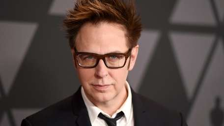 James Gunn at the 9th annual Governors Awards