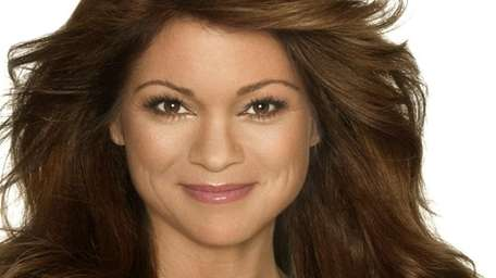 Actress Valerie Bertinelli, who stars in the new