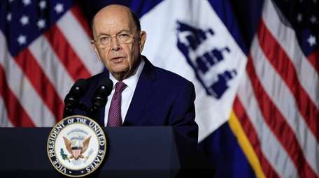 Commerce Secretary Wilbur Ross, who added a citizenship