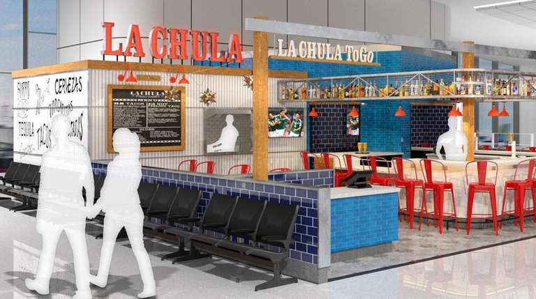 La Chula, offering quick-serve Mexican food, is one