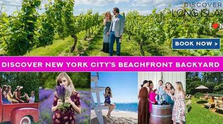 Discover Long Island, the region's primary tourism agency,