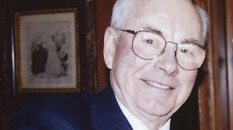 Kenneth W. Lawson was a calm and thoughtful