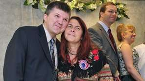 Patients with Traumatic Brain Injuries prom at Transitions