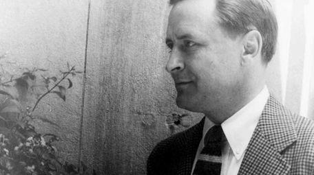F. Scott Fitzgerald, author of