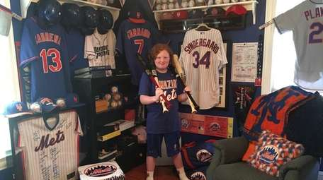 Kidsday reporter Jack McNamara has his room filled