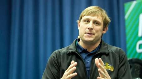 Chad Pennington is passionate about educating young football