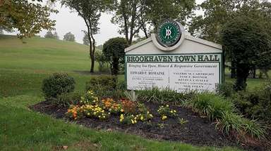 The Brookhaven Town Board has approved plans to