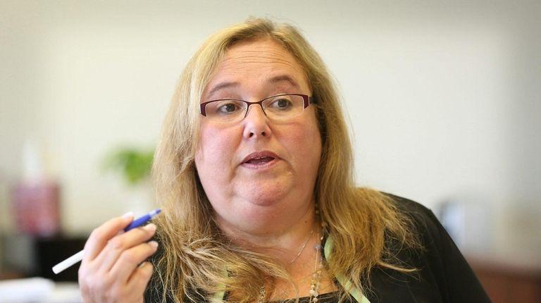 Robin Laveman is chairwoman of the Nassau County