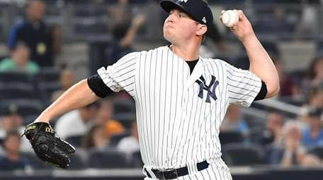 Zach Britton, in his second appearance for the