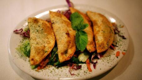 Sambooseh is an appetizer of empanadas, Persian style.