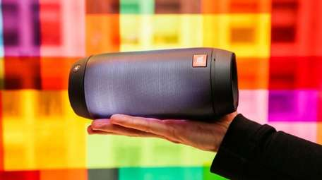 The compact JBL Pulse 2 portable mini Bluetooth