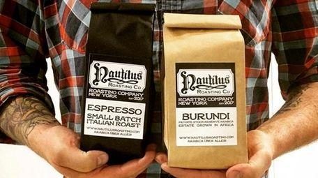Huntington-based Nautilus Roasting Co. will be selling beans