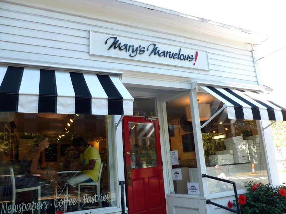 Mary's Marvelous (207 Main St., Amagansett): Mary's Marvelous,
