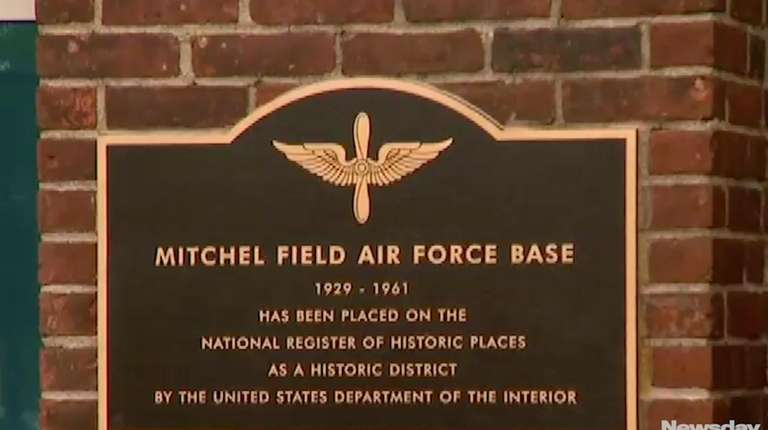 Mitchel Field Air Base has been added to