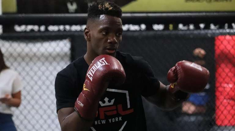 Lightweight Will Brooks at the PFL 5 open