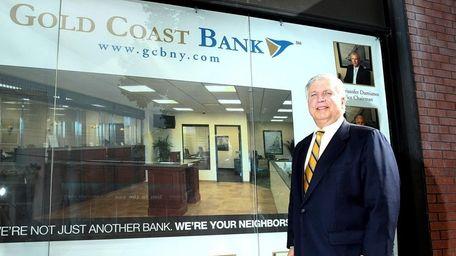 Joseph G. Perri, Gold Coast Bank president and