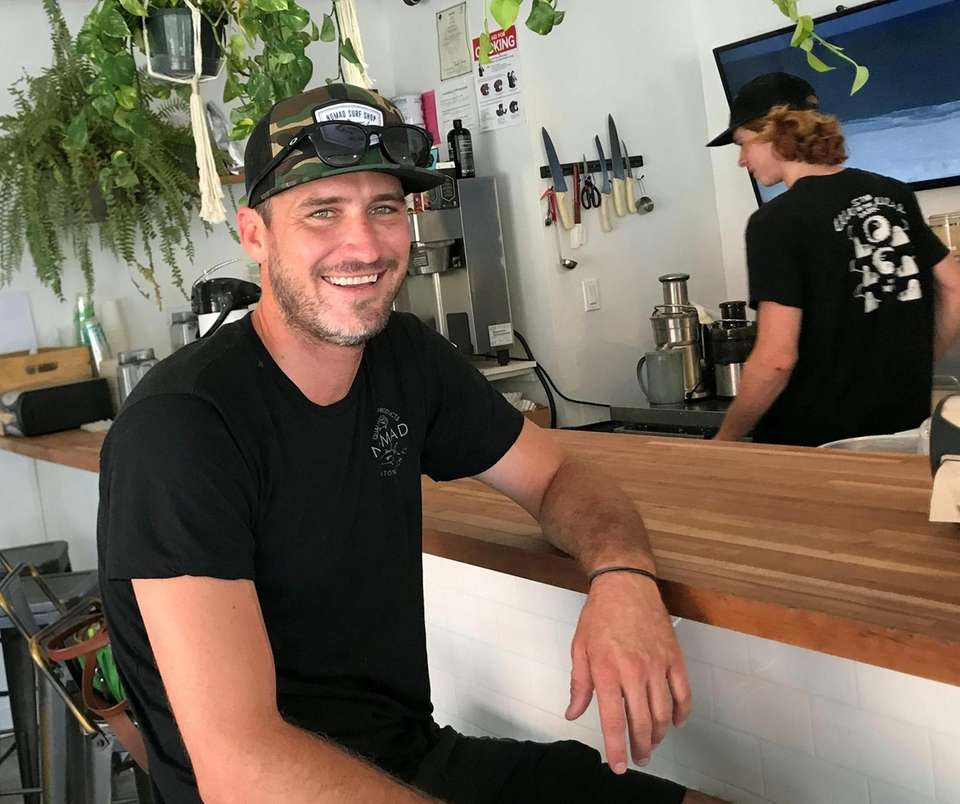 Island Thyme is a new health-oriented eatery in