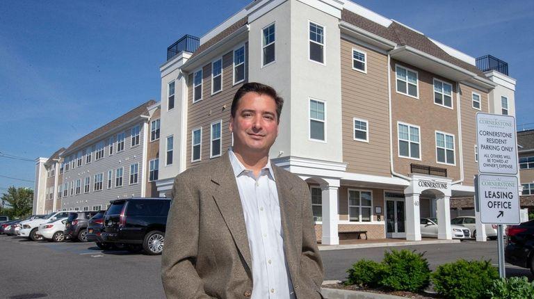Developer Anthony Bartone of Terwilliger & Bartone Properties